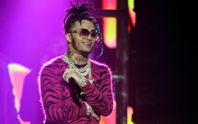 LIL PUMP REPORTEDLY DID NOT VOTE FOR DONALD TRUMP