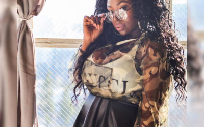 Major Recording Artist Keke Nova illuminates her lavish lifestyle and savage mentality on 'Away We Go'
