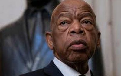 Nashville renames street after John Lewis