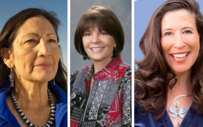 New Mexico becomes the first state to elect all women of color to the House