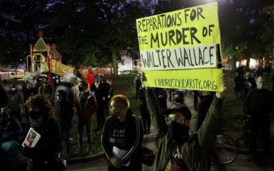 Philadelphia protests lead to 91 arrests