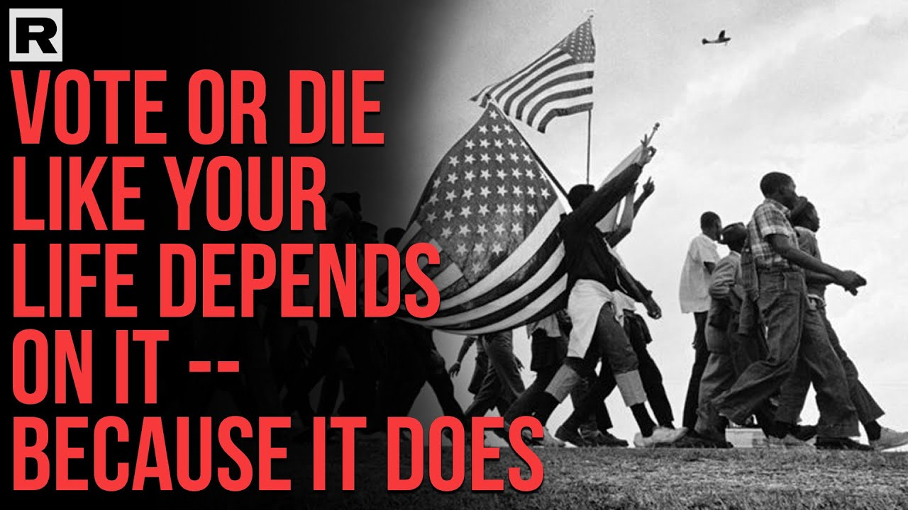 Vote Because Your Life Depends On It!