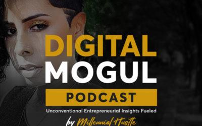 DJ Stormy ATL: The New Digital Storm in Millennial Entertainment | Digital Mogul Podcast