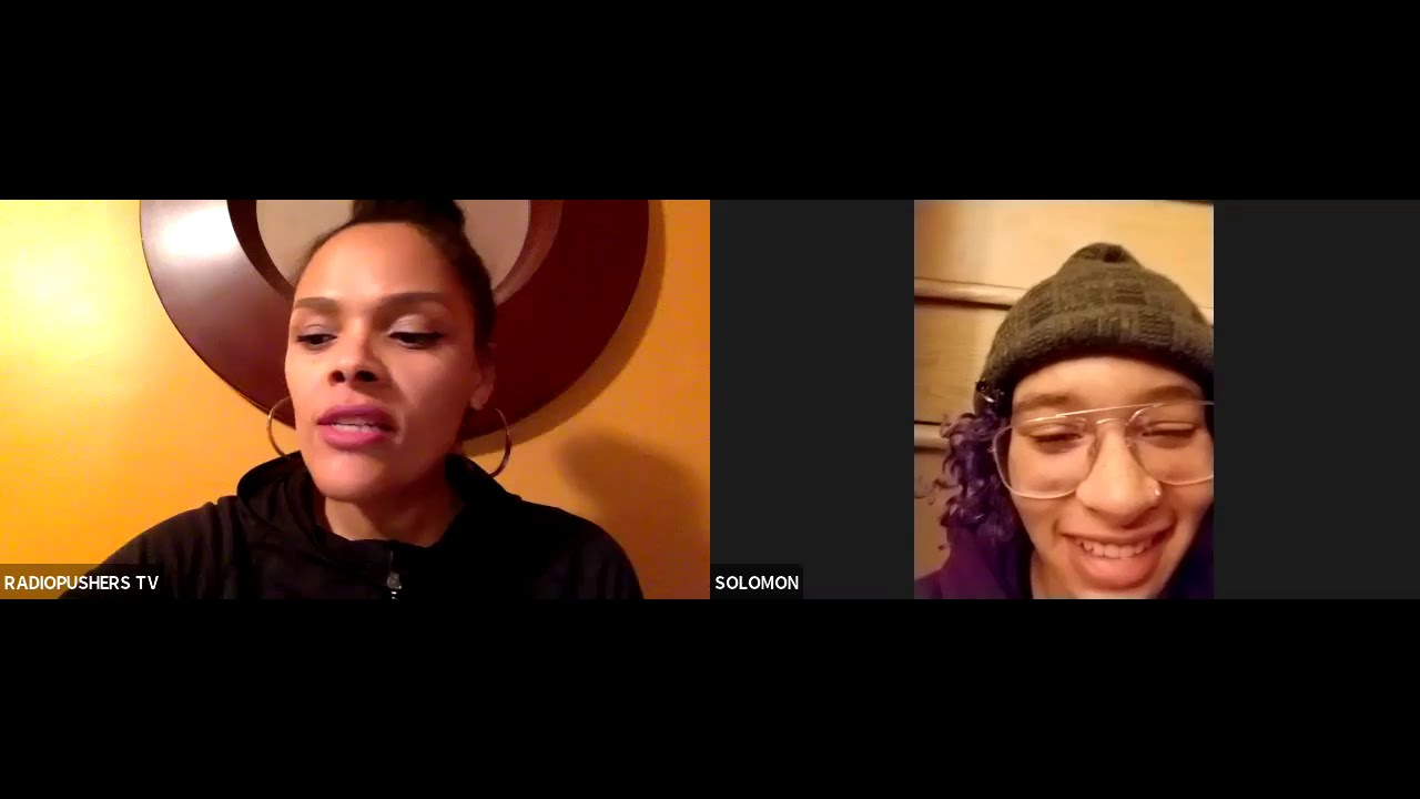 DREAMHUSTLEWIN PODCAST FEATURING SOLOMON   HOSTED BY ZOE ROSEGOLD   EP #8