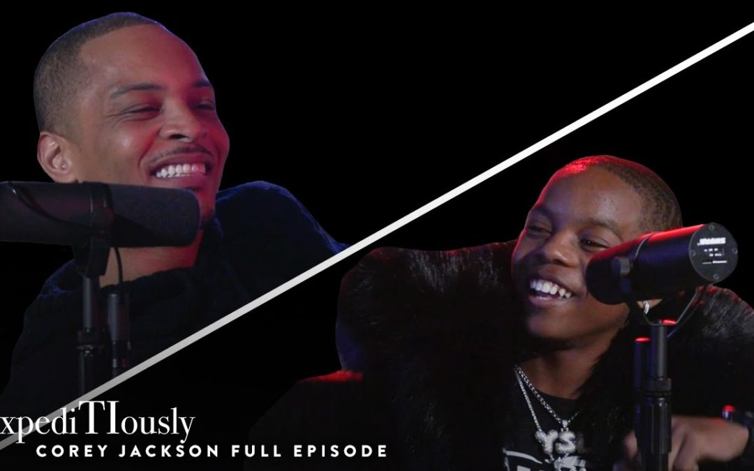 """""""The Hustle Kid"""" Corey Jackson and T.I. 