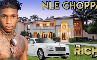 NLE CHOPPA | THE RICH LIFE | ROLLS ROYCE, HOUSE, CHAINS & $3 MILLION IN THE BANK