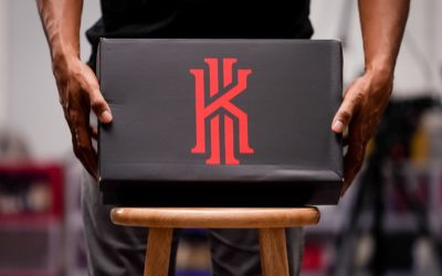 UNBOXING: Nike Kyrie 7 Mystery Box