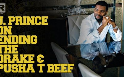 J Prince Talks Drake & Pusha T Beef & The Infamous Drake Diss Track
