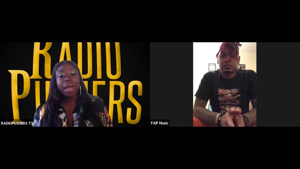 DREAMHUSTLEWIN PODCAST FEATURING FAIF MUSIC   HOSTED BY KEKE NOVA   EP #33