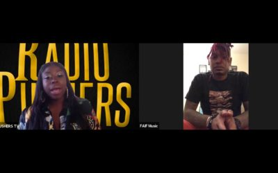 DREAMHUSTLEWIN PODCAST FEATURING FAIF MUSIC | HOSTED BY  KEKE NOVA | EP #33