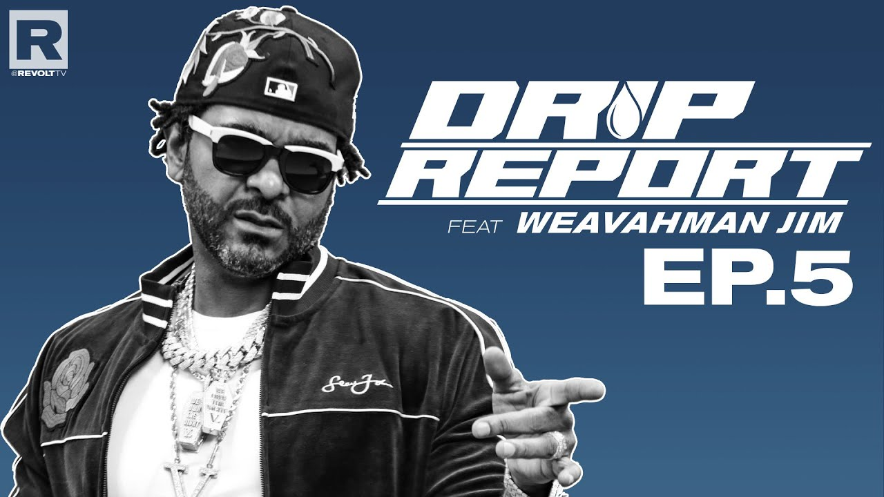 Jim Jones With The Weekend Forecast & Latest Drops from Pharrell, Stussy & More   Drip Report