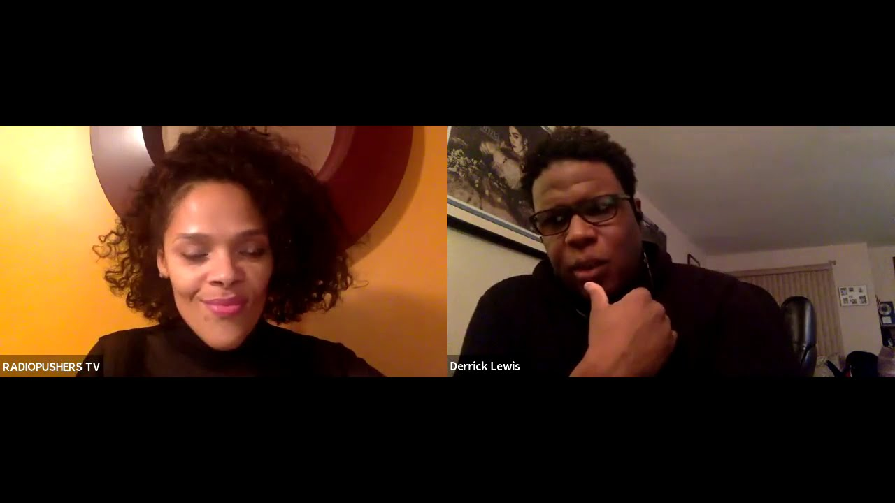 DREAMHUSTLEWIN PODCAST FEATURING DERRICK T. LEWIS | HOSTED BY OFFICIAL ZOE ROSE GOLD | EP #17