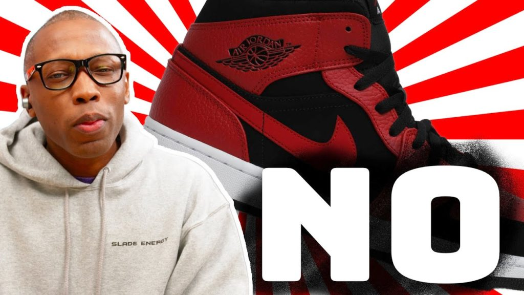 THE JORDAN 1 PROBLEM...THE UNDERTAKER, PRE-DISTRESSED SNEAKERS, AND MORE
