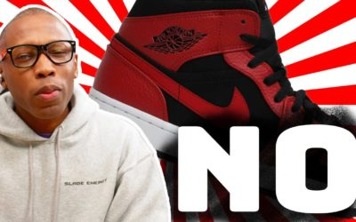 THE JORDAN 1 PROBLEM…THE UNDERTAKER, PRE-DISTRESSED SNEAKERS, AND MORE