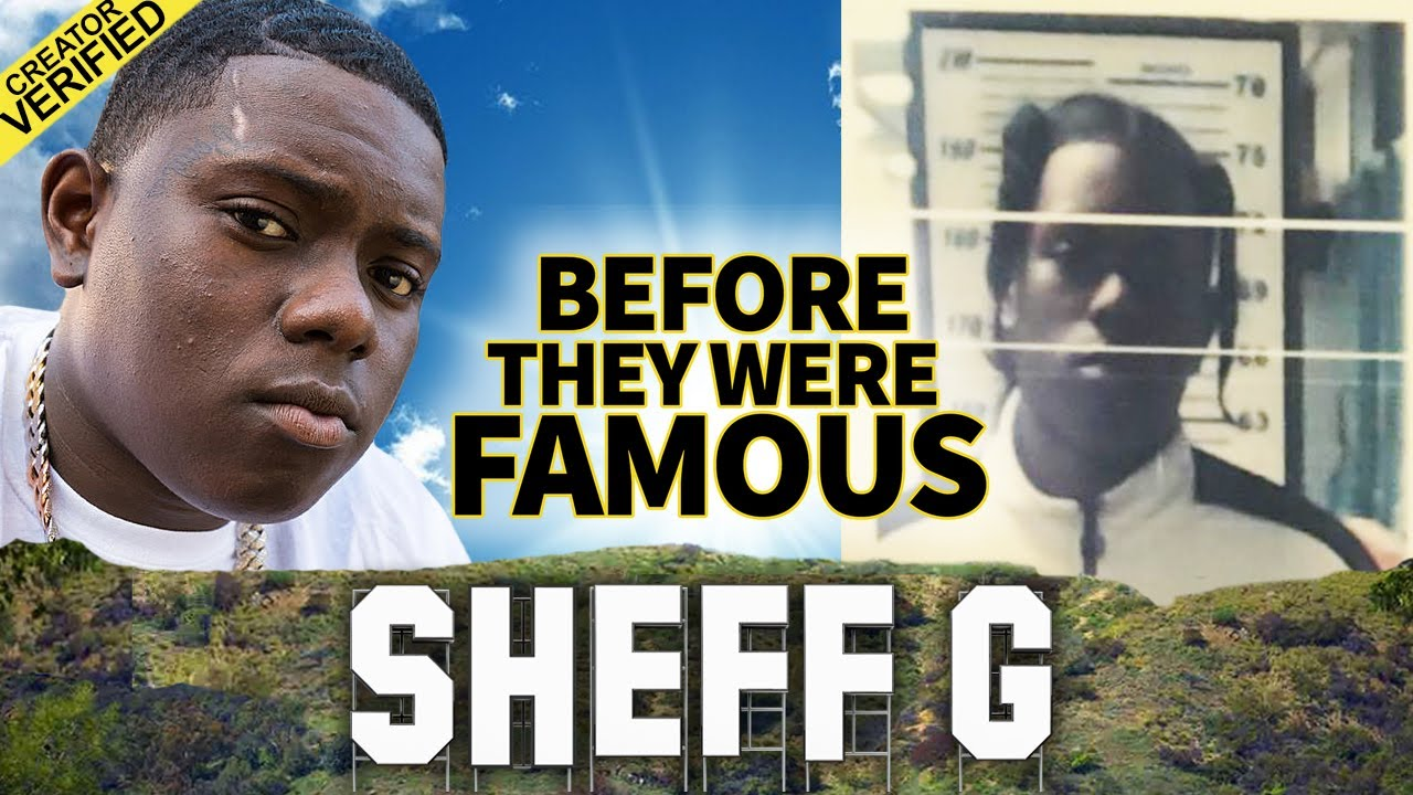 Sheff G | Before They Were Famous | Tip Toe Rapper Biography