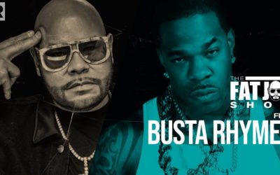 Busta Rhymes Talks Rap Battling JAY Z, Biggie & Tupac Beef, His Career & More | The Fat Joe Show