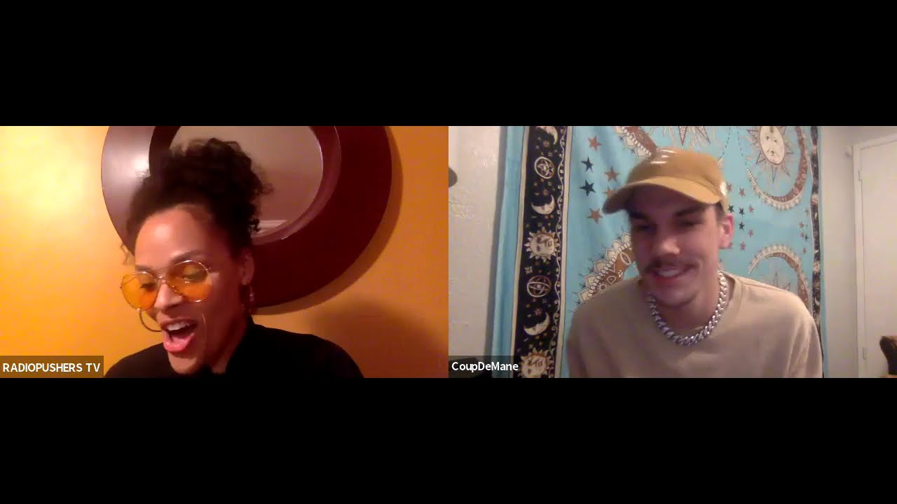 DREAMHUSTLEWIN PODCAST FEATURING COUPDEMANE | HOSTED BY ZOE ROSEGOLD | EP #10