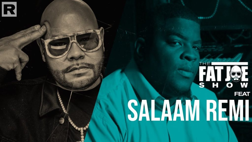 SALAAM REMI ON WORKING WITH AMY WINEHOUSE, LAURYN HILL, HIS NEW ALBUM & MORE   THE FAT JOE SHOW