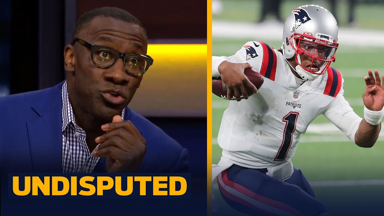 Skip & Shannon react to Patriots ugly win over Jets, 'Pats aren't that talented'   NFL   UNDISPUTED