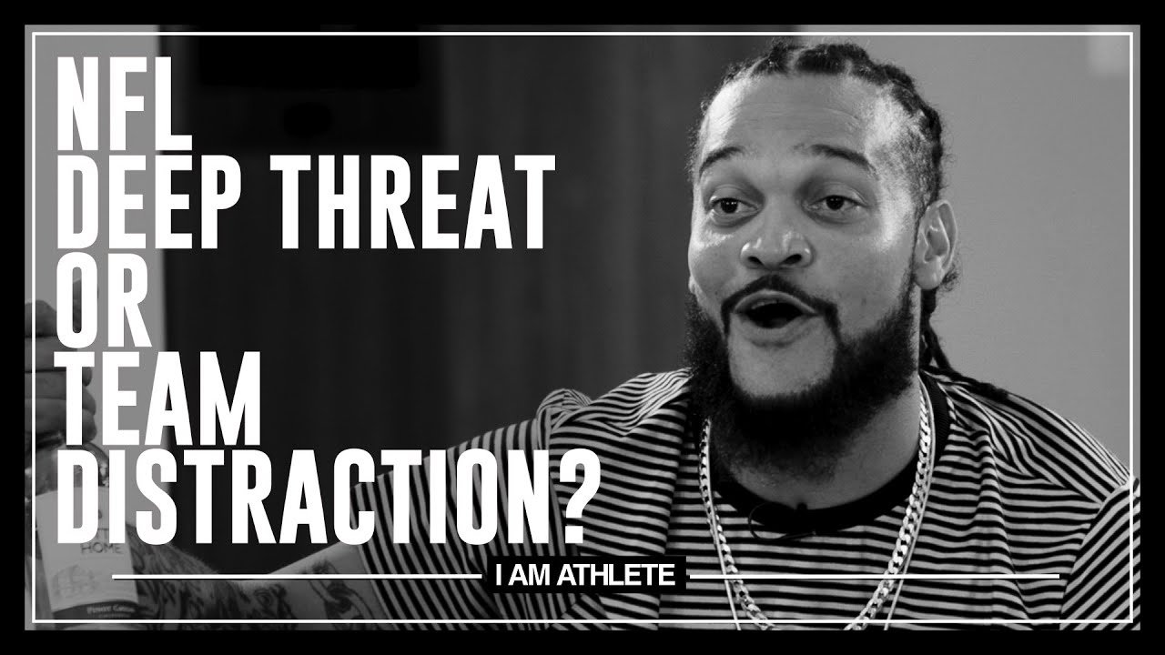 When the Game is Taken Away From You...Who Are You?   I AM ATHLETE (S2E8)