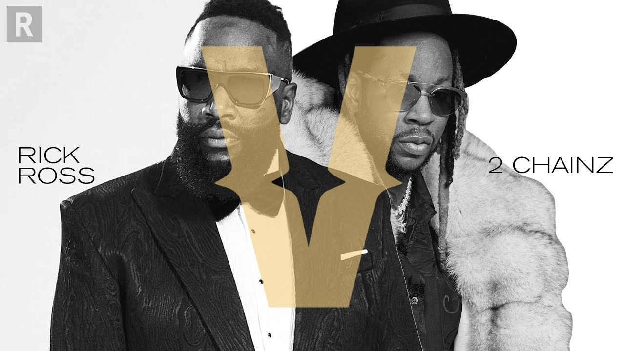 Rick Ross And 2 Chainz Battle Head-To-Head On Verzuz
