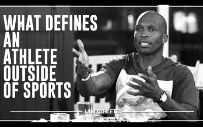 What Defines an Athlete Outside of Sports? | I AM ATHLETE (S2E3)