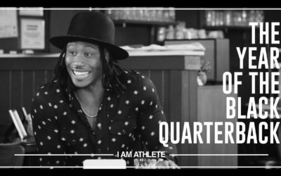 The Year Of The Black Quarterback | I AM ATHLETE (S2E2)