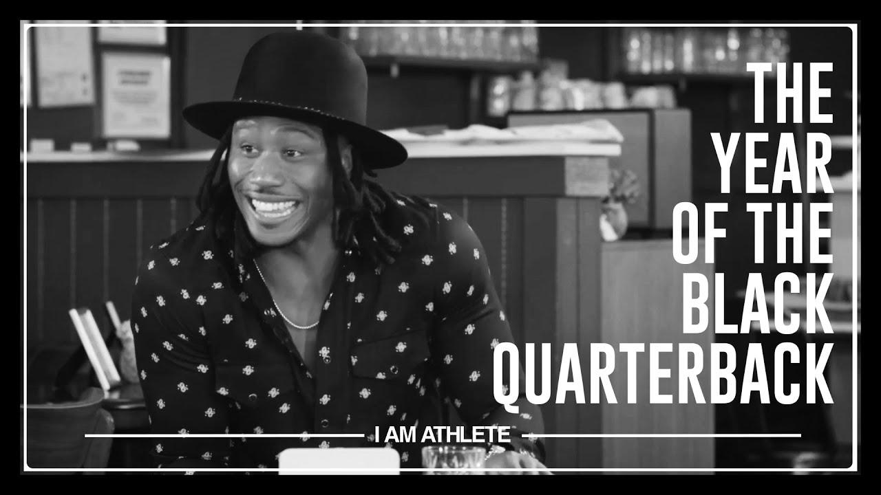 The Year Of The Black Quarterback | I AM ATHLETE (S2E2)