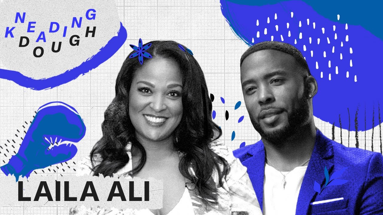 Undefeated Champ Laila Ali Built Her Own Boxing & Business Empire   KNEADING DOUGH