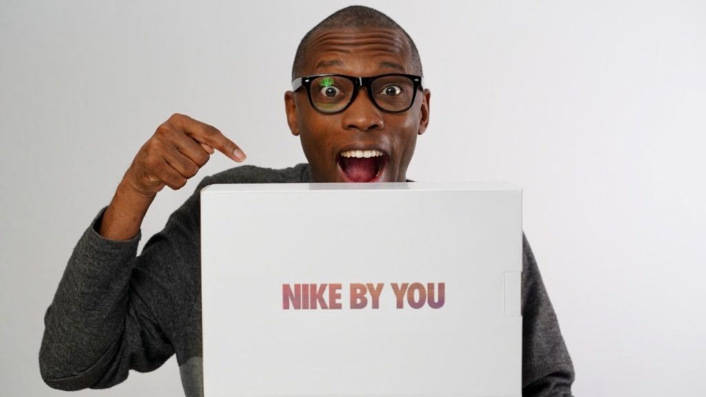 HOW I MADE A SNEAKER WITH NIKE