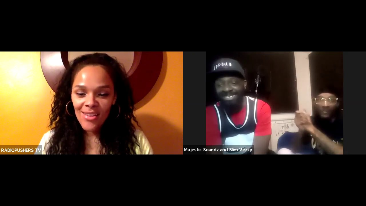 DREAMHUSTLEWIN PODCAST FEATURING MAJESTIC SOUNDZ | HOSTED BY ZOE ROSEGOLD | EP #6