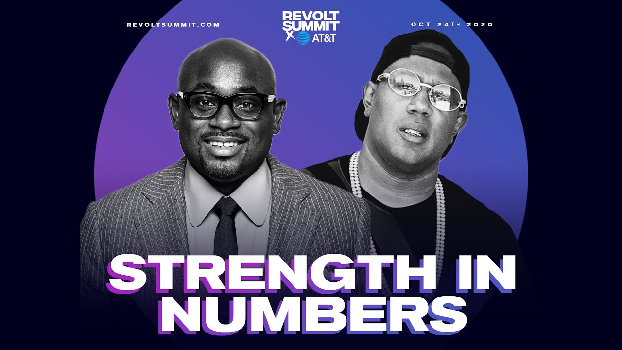 Master P & Steve Stoute Talk Boss Moves, Power Of The Black Dollar And Being Owners | REVOLT Summit