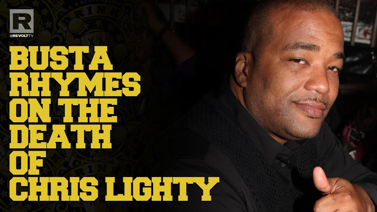 Busta Rhymes Talks The Death Of Chris Lighty