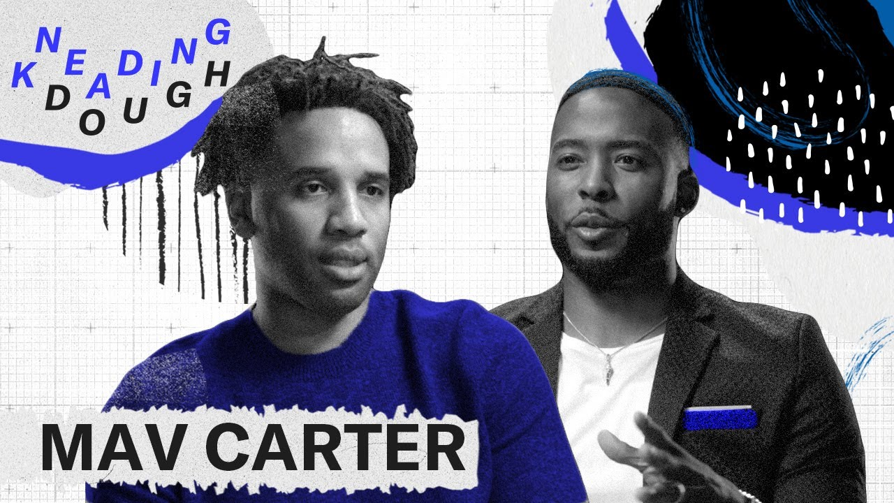 How Maverick Carter went from Intern to CEO | KNEADING DOUGH
