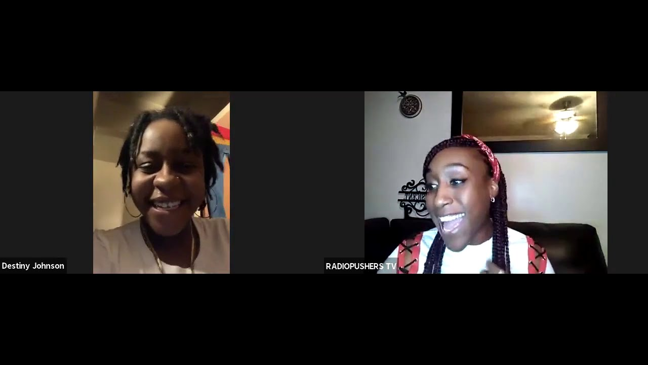 DREAMHUSTLEWIN PODCAST FEATURING PRINCESS MENACE   HOSTED BY LAGHE   EP # 21