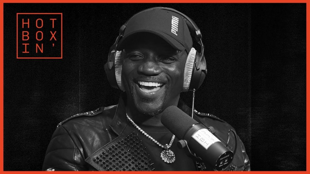 Akon | Hotboxin' with Mike Tyson