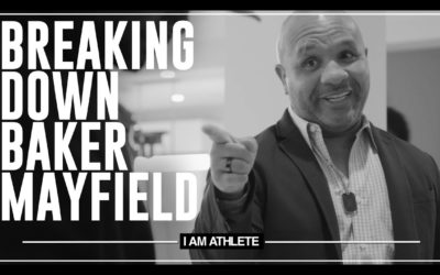 BREAKING DOWN BAKER MAYFIELD | I AM ATHLETE (S2E13)
