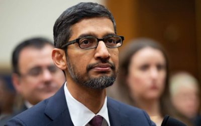 GOOGLE CEO ISSUES APOLOGY REGARDING COMPANY'S  HANDLING OF FIRING BLACK EMPLOYEE