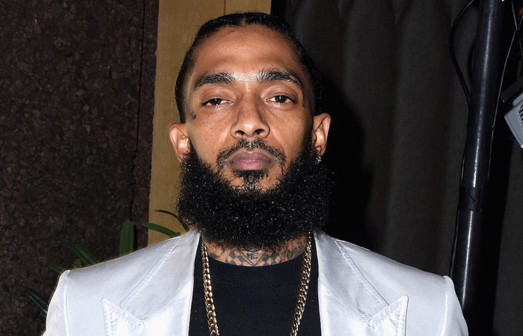 LAPD sergeant sues as he was reprimanded for posts about Nipsey Hussle