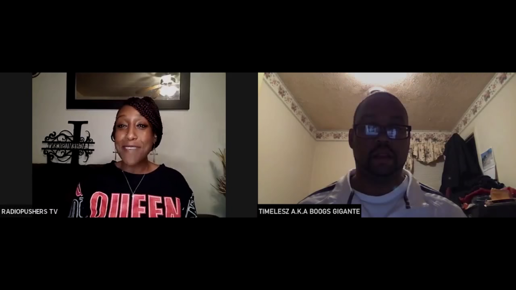 DREAMHUSTLEWIN PODCAST FEATURING TIMELESZ A.K.A BOOGS GIGANTE   HOSTED BY LAGHE   EP #37
