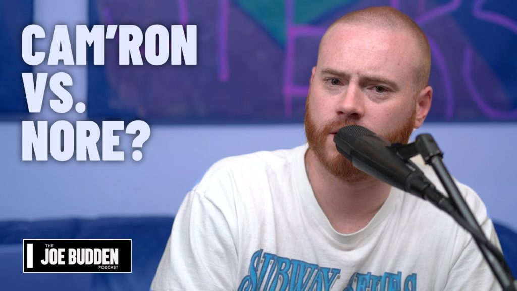 NORE WEIGHS IN ON NORE VS. CAM'RON | THE JOE BUDDEN PODCAST