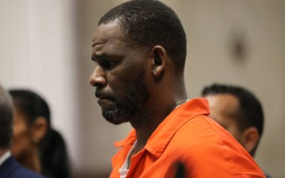 R. Kelly's sex trafficking and racketeering to  be held in April