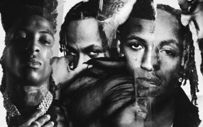 RICH THE KID AND YOUNGBOY NEVER BROKE AGAIN WORK ON 'NOBODY SAFE' ALBUM