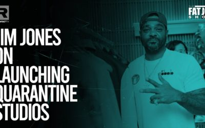 WHAT IS JIM JONES' QUARANTINE STUDIO & HOW CAN IT HELP YOU AS AN ARTIST?