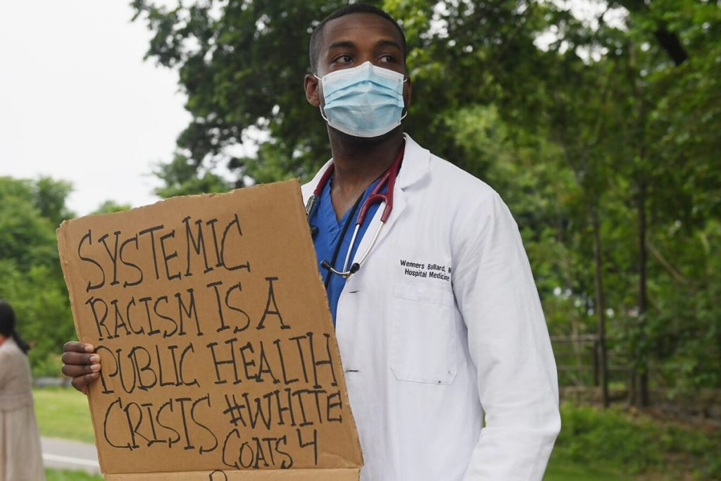 AMERICAN MEDICAL ASSOCIATION RECOGNIZES RACISM AS A PUBLIC HEALTH THREAT