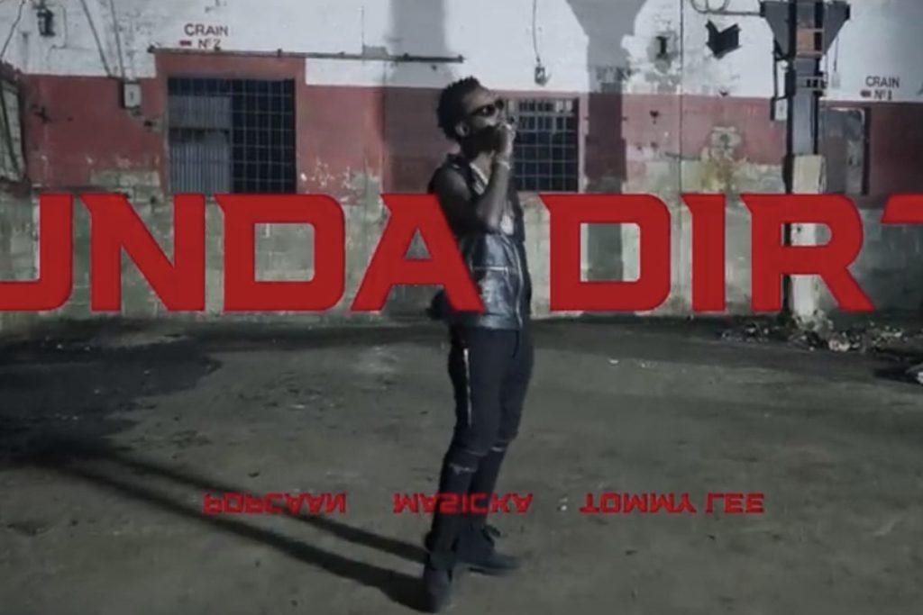 """Popcaan Releases Clip for """"UNDA DIRT"""""""