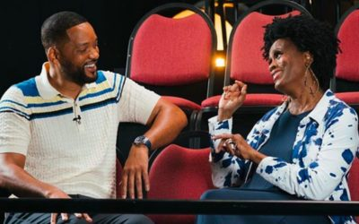"JANET HUBERT CONFRONTS WILL SMITH IN ""FRESH PRINCE"" REUNION"