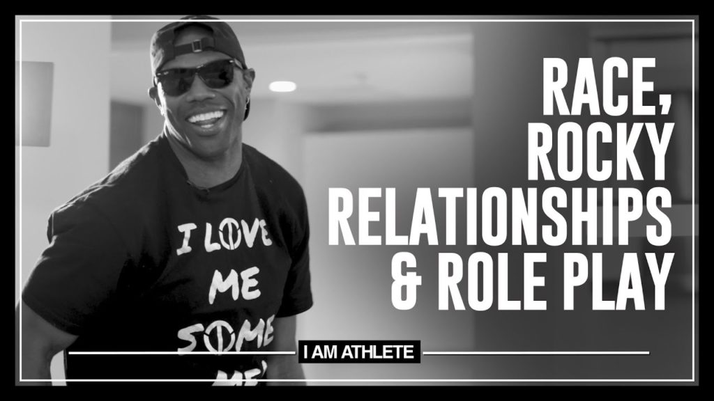 RACE, ROCKY RELATIONSHIPS & ROLE PLAY   I AM ATHLETE (S2E10)