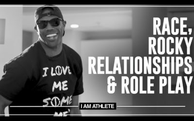 RACE, ROCKY RELATIONSHIPS & ROLE PLAY | I AM ATHLETE (S2E10)