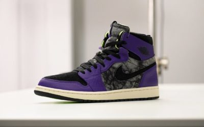 AIR JORDAN 1 COMFORT: THE FRANKENSTEIN DESIGN